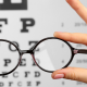 glasses snellen chart eye health vision 20/20